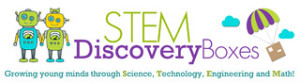 STEM LOGO transparant - sample